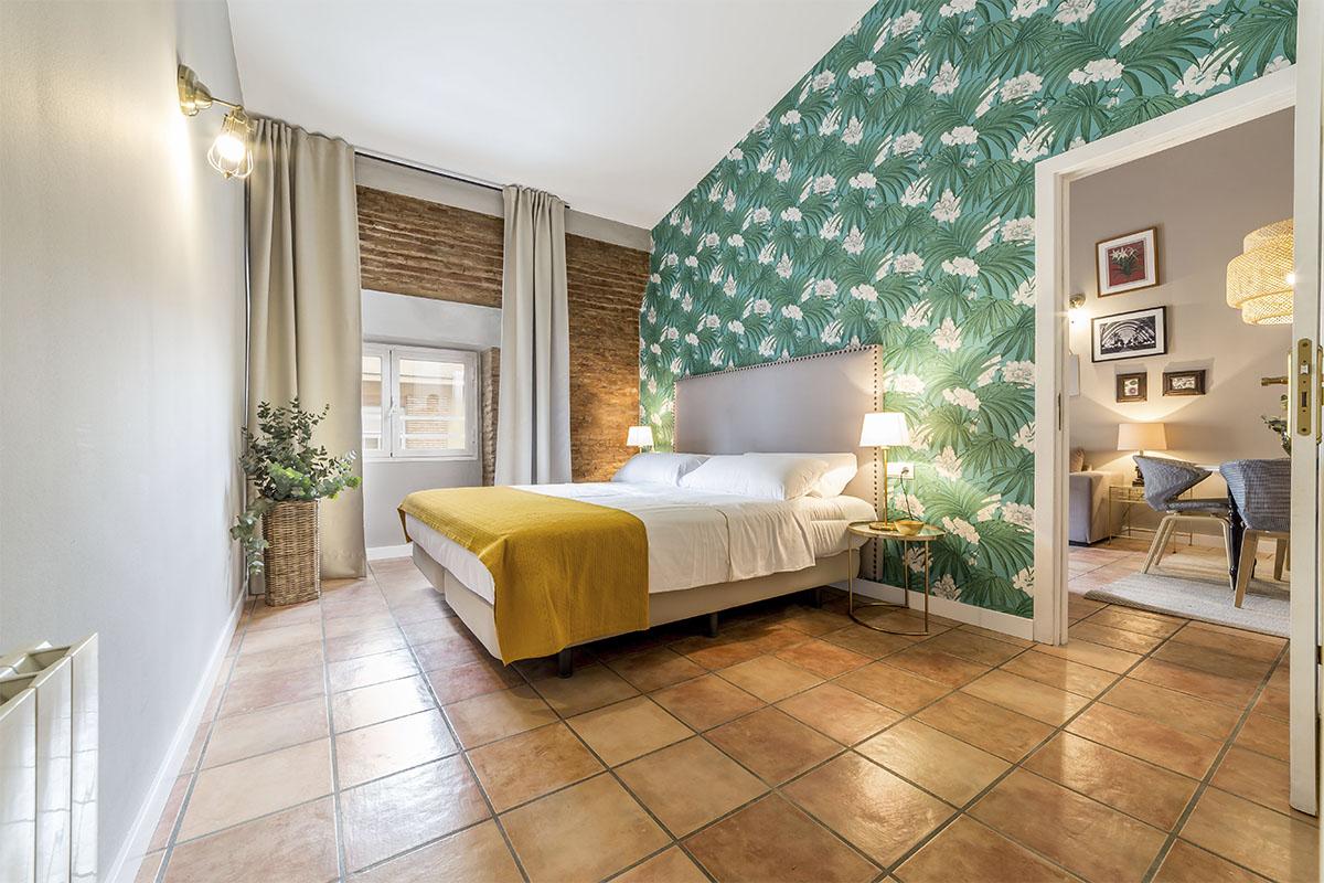 Apartamentos de 1 dormitorio (4 personas) 23, 24, 34, 44, 47