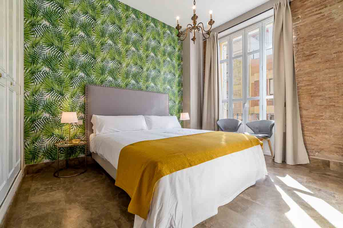Apartamento de 2 dormitorios (6 personas) 21, 31, 41