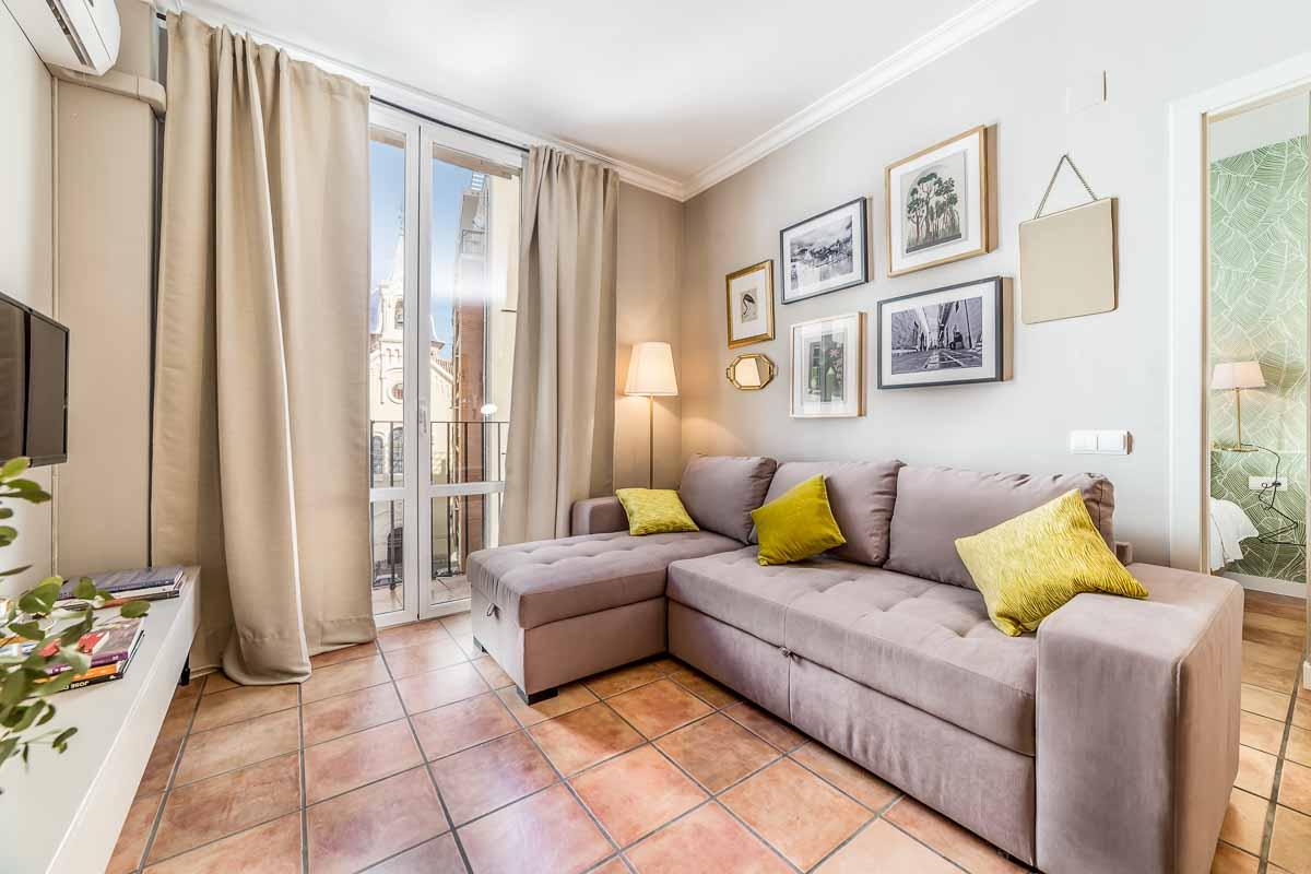 Apartamento de 1 dormitorio (4 personas) 2, 4, 6